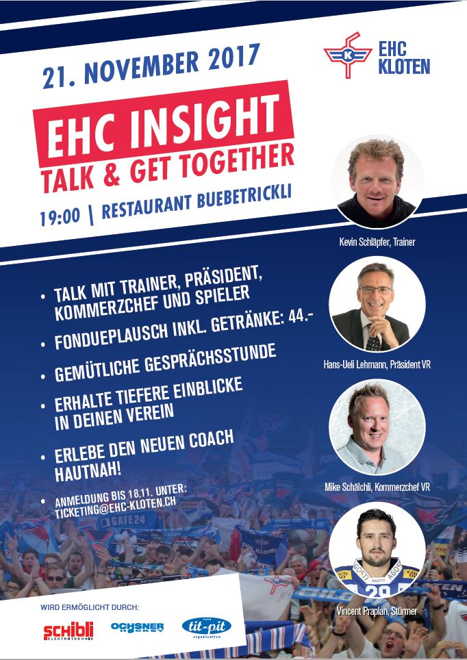 EHC Insight Talk